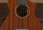 Ibanez 4 String Ukulele Right Open Pore Natural UEW5E
