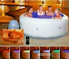 Lay Z Spa Hot Tub Jacuzzi Inflatable Family Adults Swimming Pool Garden Tubs