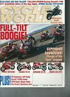 CYCLE WORLD APRIL 1998-SUPERBIKE SHOWDOWN-MZ MASTIFF/BAGHIRA-