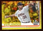 Justin Verlander Cards, Rookie Cards and Autograph Memorabilia Guide 20