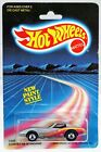 Hot Wheels Corvette Stingray Speed Fleet Series 1448 New NRFP 1986 Silver 164