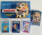 2017 TOPPS Garbage Pail Kids Battle Of The Bands x180Cards Box Wrappers No Swaps