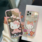 Cute Hello Kitty Case For iPhone 11 Pro Max XR XS 8 7 Disney Armor Protect Cover