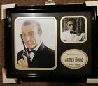 Vintage James Bond (Sean Connery) Cinema Legends Art, in Original Package