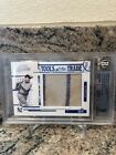 BABE RUTH JUMBO JERSEY 2005 ABSOLUTE BGS 9 THREADS RELIC W TWO STRIPES 95 RARE
