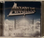 ANGELICA - WITHOUT WORDS (CD, 2019, Girder) Christian Metal