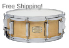 Yamaha Stage Custom Birch 14x55 Snare Drum Natural Wood 14