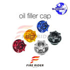 CNC Engine Oil Filler Cap Plugs For YAMAHA SEROW 250 2005-2017 15 16 17