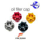 CNC Engine Oil Filler Cap Plugs For MV Agusta F4 312 R 1000 07-09 08 09