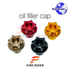 CNC Engine Oil Filler Cap Plugs For Ducati Streetfighter / S 09-13 10 11