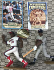 STARTING LINEUP Lot ROD CAREW 1995 1996 COOPERSTOWN NAT'L CONVENTION Card SLU