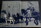 Rare Antique Old Book Story Of The Last Crusade 1925 1st Edition Illustrated