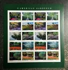 2020USA Forever American Gardens Sheet of 20 mint postage flowers