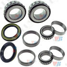 Fit Nissan Frontier Xterra Pickup D21 Front Wheel Bearing Race Seal Assembly