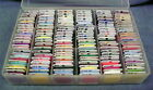 Cross Stitch/Embroidery Floss/Thread 144  Bobbins in Storage Case