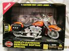 1996 Buddy L Harley Davidson Heritage Softail Special Electronic Voice Lights
