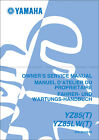 Yamaha YZ85(T)/YZ85 LW(T) 2004 Service Manual Multilingual also Fast Download