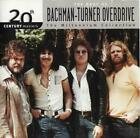 THE BEST OF BACHMAN-TURNER OVERDRIVE THE MILLENNIUM COLLECTION CD GREATEST HITS