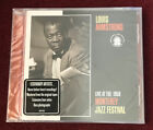 Live at the 1958 Monterey Jazz Festival by Louis Armstrong (CD, Aug-2007,...