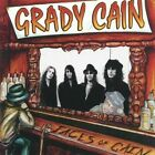 Grady Cain : Faces of Cain Rock 1 Disc CD MINT will combine s/h