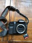 Canon EOS 40D  Digital SLR Camera - Black - Body Only - Memory Card
