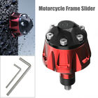 Red Electric Motorcycle Scooter Frame Slider Anti Crash Engine Fall Protection