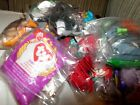 YOU PICK TY BEANIE BABIES MCDONALDS 1998 HAPPY MEAL PLUSH WITH TAGS BAGS