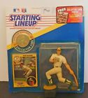 Mark McGwire 1991 Starting Lineup Figure with Card and Coin (NIP) (A79)