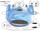 Car Drawings Scale 1/12 1/16 1/24 & 1/32 LSR Bluebird CN7 Digital plan on CD