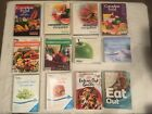 Lot WEIGHT WATCHERS Complete Food DINING OUT 2001 2003 2009 2011 GUIDE lot of 12