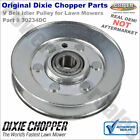 Dixie Chopper V Idler Pulley for 3066LP 3360 3372  More Mowers 30234 30234DC