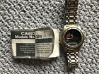 Casio Yachttimer Dual Time AD 500 Vintage Selten !