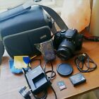 Canon EOS 1000D full starter kit with 18-55mm lens and accessories