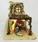 Dept 56 Little Bethlehem Nativity Set Of 2 Mint In Box 59796