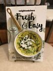 WEIGHTWATCHERS WW WEIGHT WATCHERS 2015 FRESH  EASY COOKBOOK 115 Simple Recipes