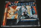 Megadeth - United Abominations CD 2007 Roadrunner Canada