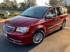2016 Chrysler Town & Country for $19500 dollars