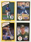 Starting Lineup - Lot of 4, Bo Jackson & Mark McGwire