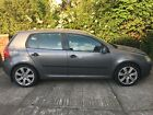 LARGER PHOTOS: VW GOLF 2004 - SPARE OR REPAIR Private Plate Included
