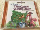 IN SEARCH OF THE GREAT WHITE TIGER Gnoosterrific Songs.. CD, 2001 Integrity, NIP