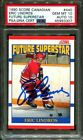 Eric Lindros Cards, Rookie Cards and Autographed Memorabilia Guide 36