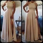 's Bridesmaid prom Dress Size S -  pink