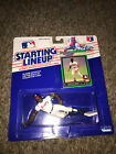 Gerald Perry 1989 Starting Lineup Atlanta Braves Kenner Protector