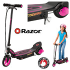 Electric Scooter 2 Wheels Kids Teens Glider Rechargeable Boys Girls Riding Razor