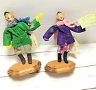 Vintage NancyLee Nannikin numbered originals A Christmas Carol Figures 1987