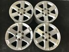 18 Saturn Outlook Factory Wheels 2007 2008 2009 2010 Silver OEM Rims 7053