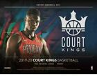 2019 20 Panini Court Kings Basketball HOBBY BOX Factory Sealed Zion ? JA?