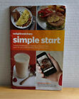 My Weight Watchers SIMPLE START BOOK WW No Counting Points Plus No Tracking Easy