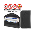 Cell Mobile Phone Signal Wifi Gps Blocker Jammer Anti Spy Spyware Case Tracking