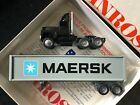 Brand New in package Maersk 1 64 diecast metal truck Winross
